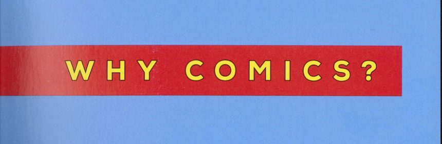 Header: Why Comics?